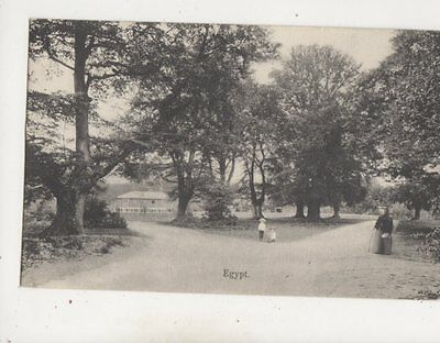 Egypt Burnham Beeches Buckinghamshire 1908 Postcard