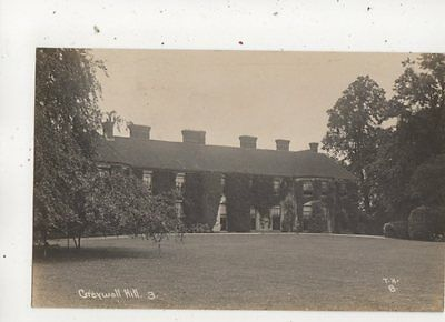 Greywell Hill House Hook Hampshire Vintage RP Postcard Terry Hunt