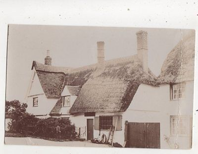 Thatched House Vintage RP Postcard Lake & Son Bournemouth