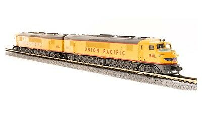 3152 Locomotive Baldwin Centipede DCC SON BROADWAY LIMITED N 1/160