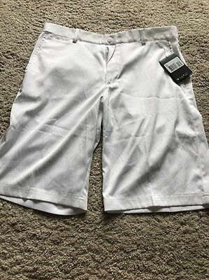 """Nike Tour Performance rory mcilroy Golf Shorts New Size Med W32"""" Rrp £50"""