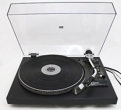 Technics SL-23A Belt Drive Turntable GWO New Stylus