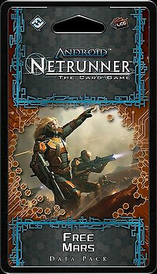 Netrunner Data Pack: Free Mars (Pre-Order July 2017)