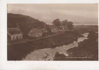 Duirinish From The Bridge Plockton Lochalsh Scotland Vintage RP Postcard