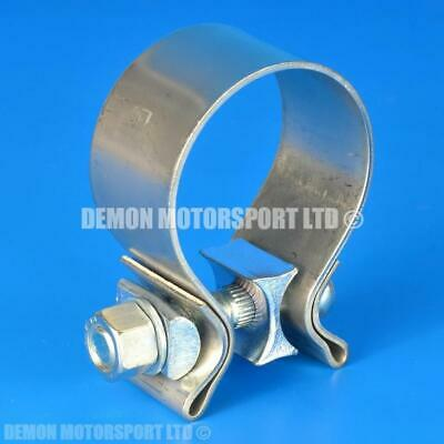 "HEAVY DUTY Exhaust Clamp 2"" inch (53mm to 47mm)"