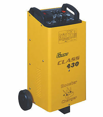 BATTERY CHARGER BOOSTER CAR BOOSTER CHARGER 430  incs 2 year warranty