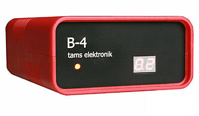 Tams 40-19417-01 B-4 Booster mit LED-Anzeige MM / DCC  RailCom