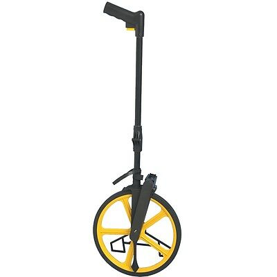 #Futech Surveyors Distance Measuring Wheel w/ Stand Foldable in Bag RM400 160.40