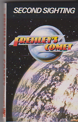 Frehley's Comet 'Second Sighting' Cassette Album (1988) USA Import