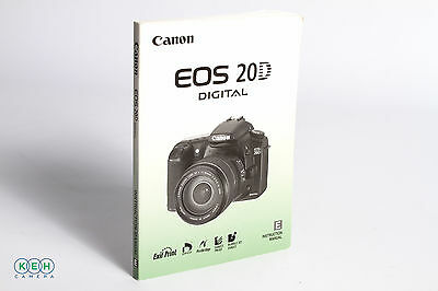 Canon EOS 20D Instruction Manual
