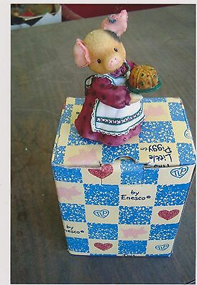 1996 This Little Piggy You Take The Cake With Box And Coa