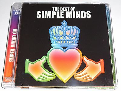 The Best Of Simple Minds SACD Stereo Double Super Audio CD
