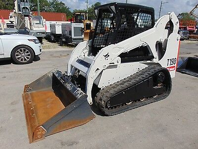2006 Bobcat T-190 Turbo - Kubota Diesel - Only 2,302 Hours - Serviced