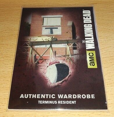 The Walking Dead Season 4: 'Terminus Resident' Costume/Wardrobe Card M10.1