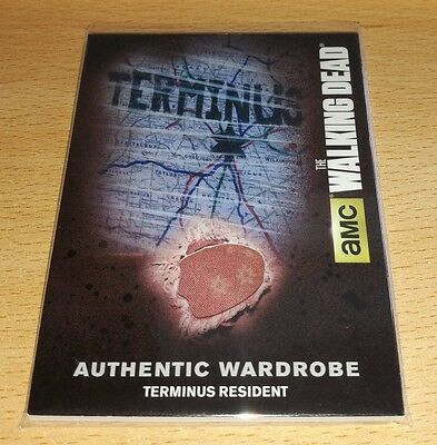 The Walking Dead Season 4: 'Terminus Resident' Costume/Wardrobe Card M58