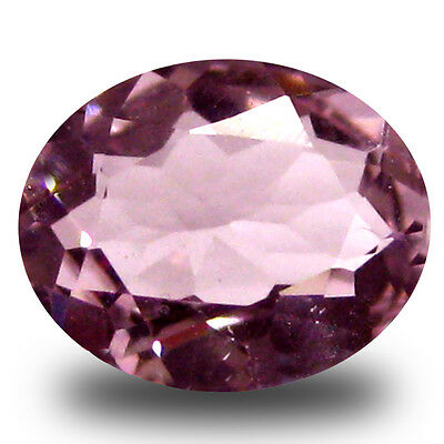 0.45 ct Exquisite Oval Cut (6 x 5 mm) Pink Color Morganite Gemstone