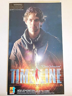 "Dragon ""C.Johnston"" (Paul Walker) - Time Line - wie Hot Toys, DID, Sideshow etc."
