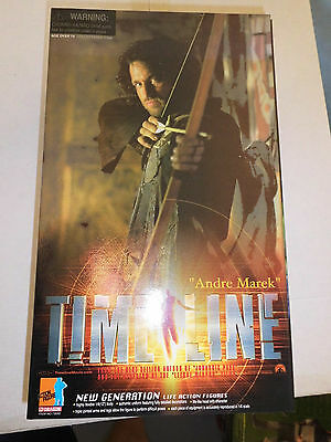 "Dragon ""Andre Marek"" (Gerald Butler) -Time Line-wie Hot Toys, DID, Sideshow etc."