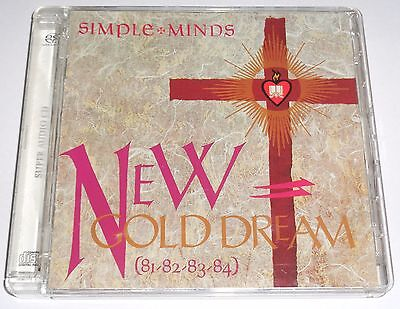 Simple Minds New Gold Dream (81 82 83 84) SACD Stereo Super Audio CD
