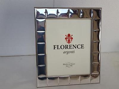 Silver Sheet Photo Picture Frame Handmade *1501/ 20×25 GB new