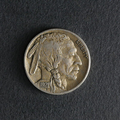 1921-P Buffalo Nickel Great Deals From The TECC Bargain Bin