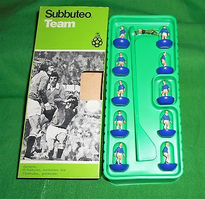 RARE SUBBUTEO FOOTBALL C100 HEAVYWEIGHT TEAM COWDENBEATH GILLINGHAM Ref 119