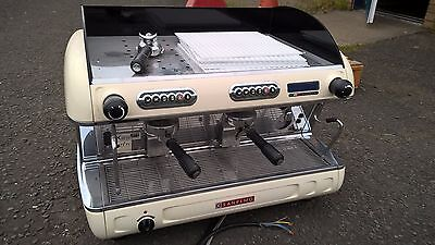 San Remo Verona SED 2 Group espresso machine (Cream)