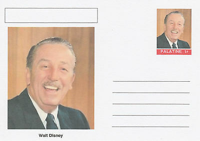 CINDERELLA - 4437 - WALT DISNEY on Fantasy Postal Stationery card