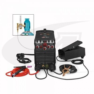MT200 AC/DC TIG Welding System: AK-3S-PRO Stubby Accessory Kit