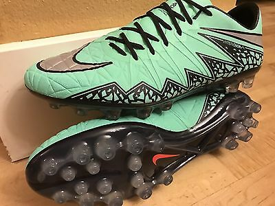 *new* $150 Nike Phinish Ii Ag-R Fg Soccer Cleats Size 10 749900-309 Green Glow