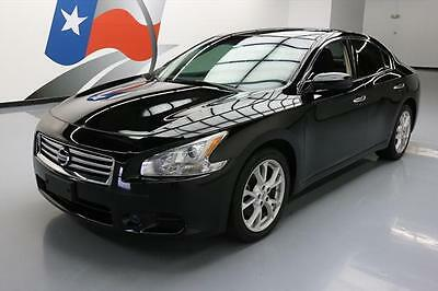 2012 Nissan Maxima  2012 NISSAN MAXIMA 3.5 S SUNROOF BLUETOOTH ALLOYS 78K #843609 Texas Direct Auto