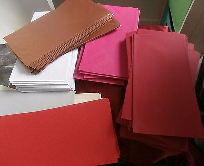 mixed lot of envelopes for card making