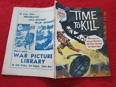 Battle Picture Library Comic- No.67 - Fairly Good Condition.- 07 - 1962.