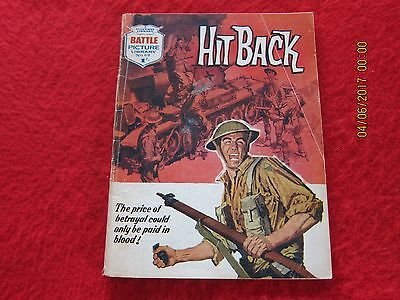 Battle Picture Library Comic- No.69 - Fairly Good Condition.- 08 - 1962.