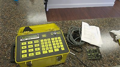 AEMC 3950 TRMS Power and Demand Analyzer In Case w/ Cables & Manual   #TR