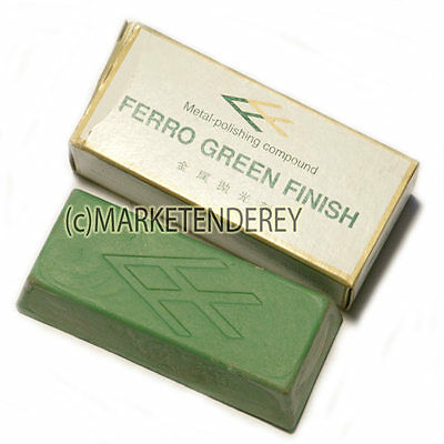 "POLIERWACHS ""Green Finish"" high end  aus Australien!"