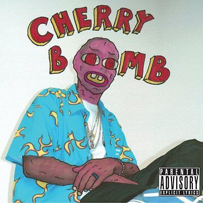 "Tyler The Creator "" Cherry Bomb "" Rare Euro Double Lp *** Coloured Vinyl ***"