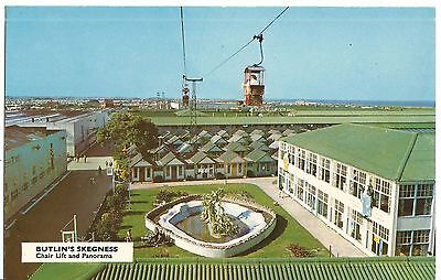 Butlins Skegness The Chair Lift & Panorama S47  Pc