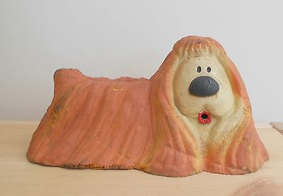 Vintage Foam Dougal Dog From Magic Roundabout ~ 20Cm Long