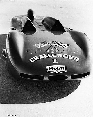 1961 Goodyear Mickey Thompson Challenger Bonneville LS Factory Photo ca7203