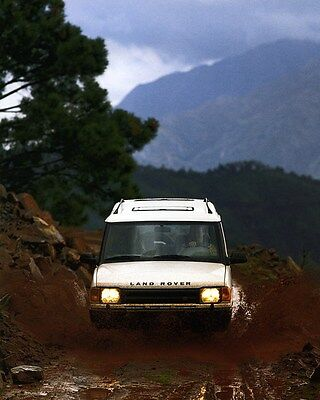 1994 Land Rover Discovery Factory Photo ca7210