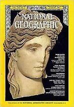 National Geographic Magazine 1967 August NGS