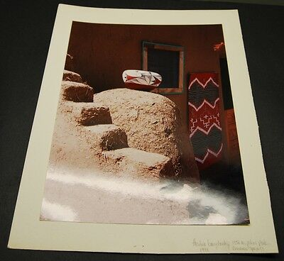 """(2)-LARGE COLOR PHOTOGRAPHS 11"""" x 14"""" SIGNED BY PHOTOGRAPHER? COLORADO SPRINGS"""