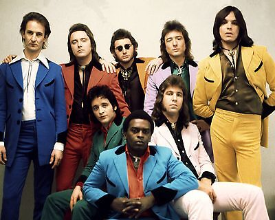 "Showaddywaddy 10"" x 8"" Photograph no 4"