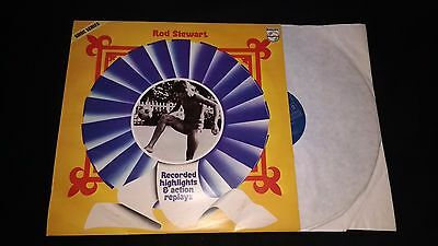 ROD STEWART - Recorded Highlights & Action Replays - Vinyl LP *Philips SON 001*