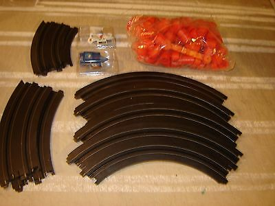 HO SLOT CAR Accessories AutoWorld Lexan Body Track Pillars Cross Members NEW