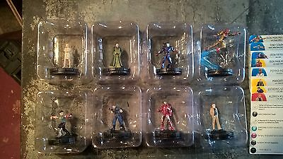 heroclix marvel iron man3 blind bag complete lot with cards