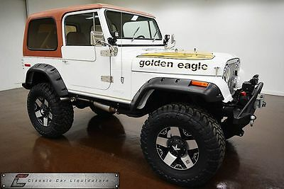 1979 Jeep CJ-7 Truck/SUV 1979 Jeep CJ-7 Golden Eagle