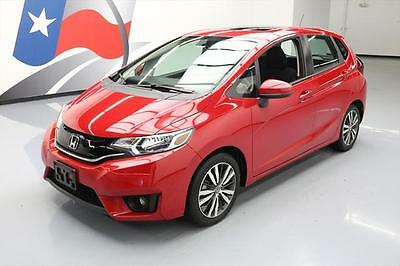 2015 Honda Fit  2015 HONDA FIT EX HATCHBACK AUTO SUNROOF REAR CAM 12K #739015 Texas Direct Auto