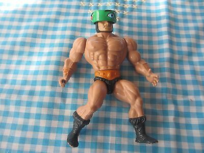 Vintage 1981 Masters of the Universe Action Figure Tri Klops